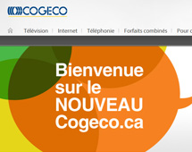 cogeco demo site web